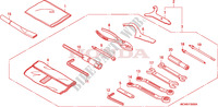 OUTILS Chassis 800 honda-moto VFR 2006 F__3500