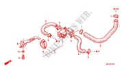 VALVE COMMANDE INJECTION D'AIR Chassis 600 honda-moto CBR 2009 F_17_1