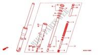 L=600MM L. HONDA 30753-MCL-003 WIRE